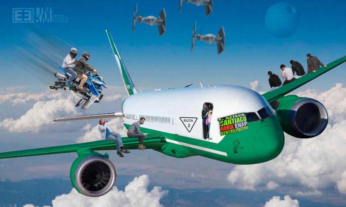 avión presidencial