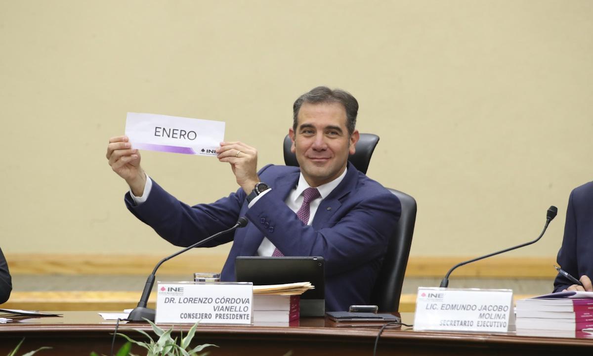 Lorenzo Córdova contraataca: cocinan sorpresivos nombramientos en el INE