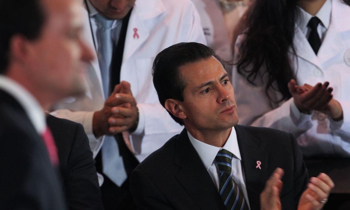 Peña Nieto nos dejó un IMSS deteriorado por privatizar servicios, revela Zoé Robledo