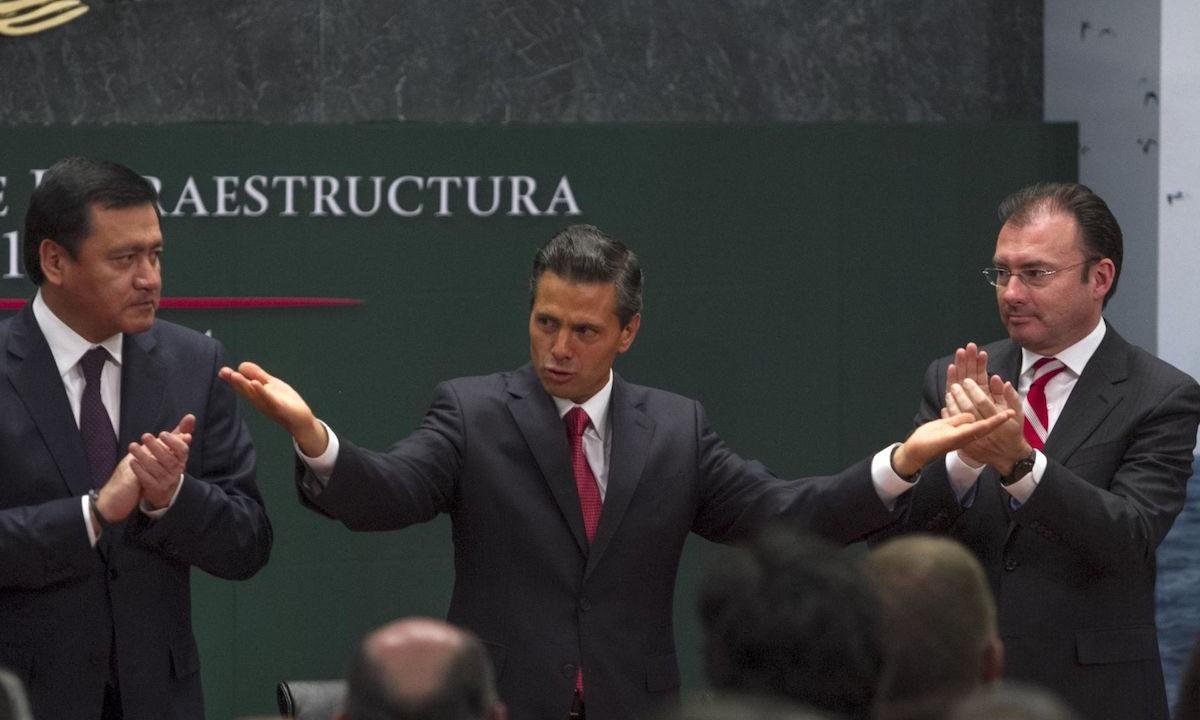 El expediente Lozoya sí implica a Peña Nieto, Videgaray, Osorio Chong y Meade