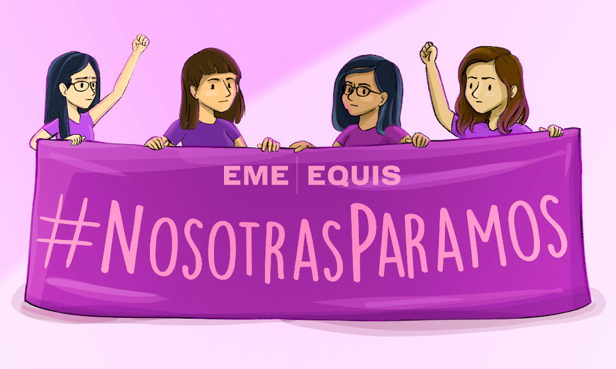 #NosotrasParamos