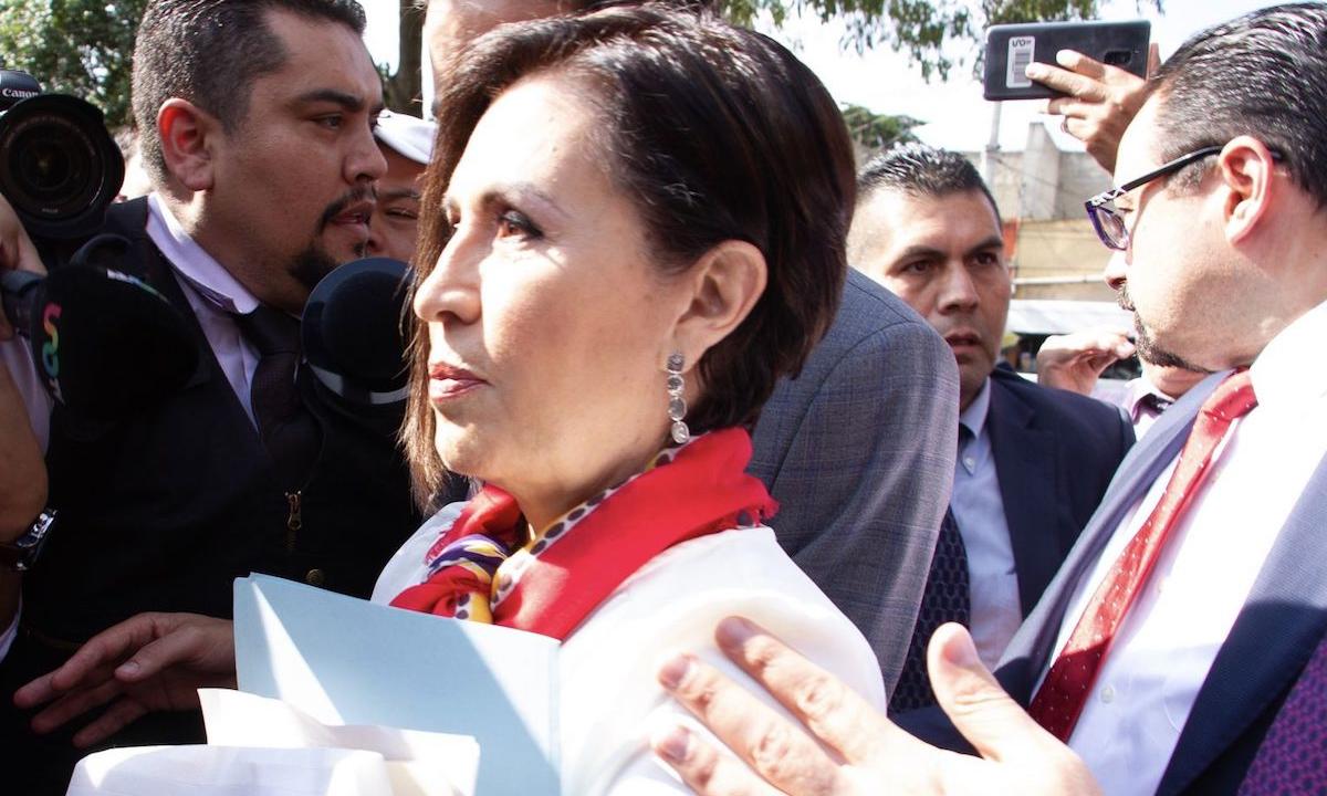 Juicio a Rosario Robles: prioridad de diputados antes de cierre por coronavirus