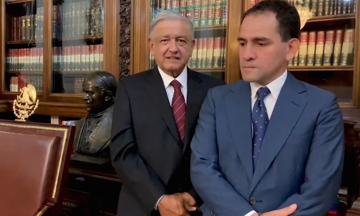 """¿Y dónde está Arturo Herrera? """"Castigado por AMLO, los conservadores lo tripularon"""""""