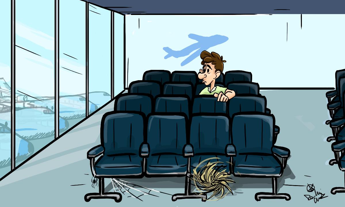 Aeropuertos.