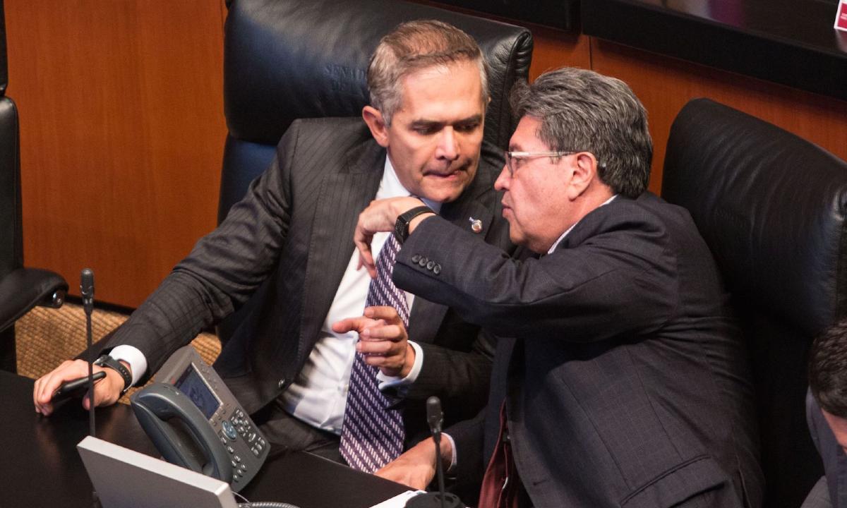 Congreso en llamas: el PAN se pone bravo y hace oferta a Mancera