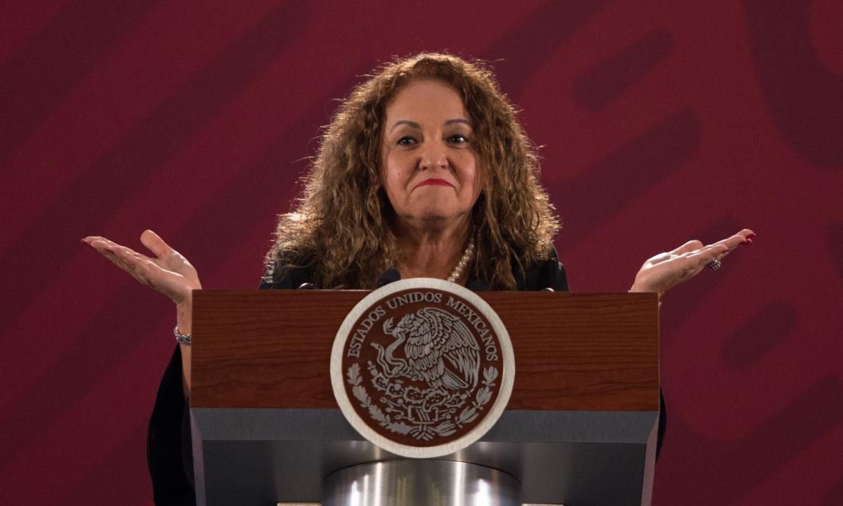 Sanjuana Martínez contrató a consultor regio que hizo perder millones a Notimex