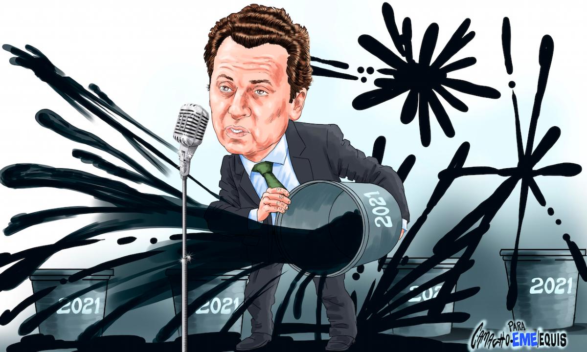 La mancha voraz: ¿quién saldrá más raspado rumbo a 2021 con las declaraciones de Lozoya?