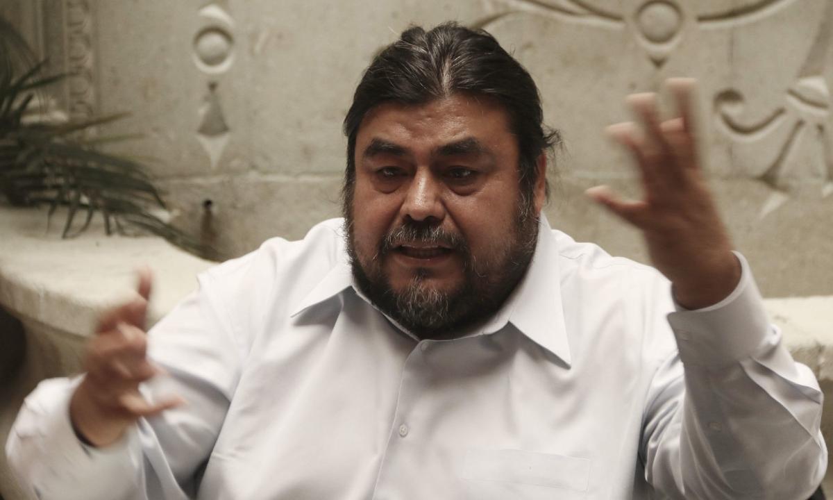 De la dirigencia de la APPO a Morena: el sueño de Flavio Sosa