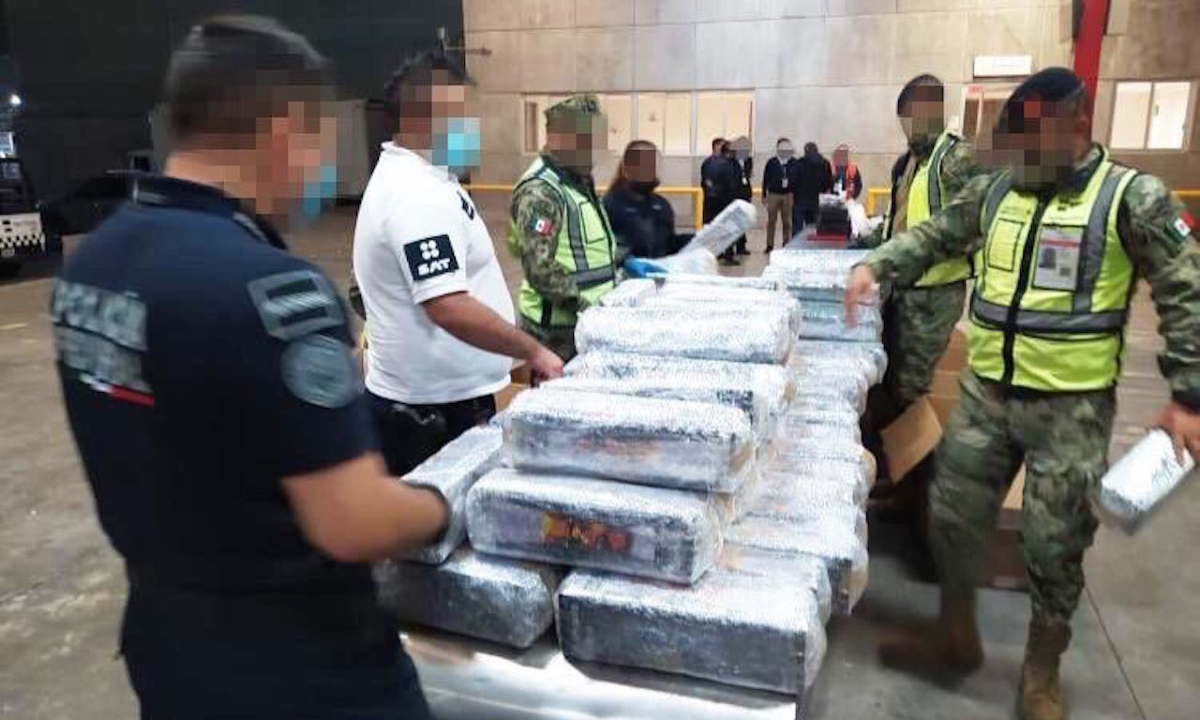 Surge otra mano de hierro en el SAT: aduanas intensifica decomisos al narco