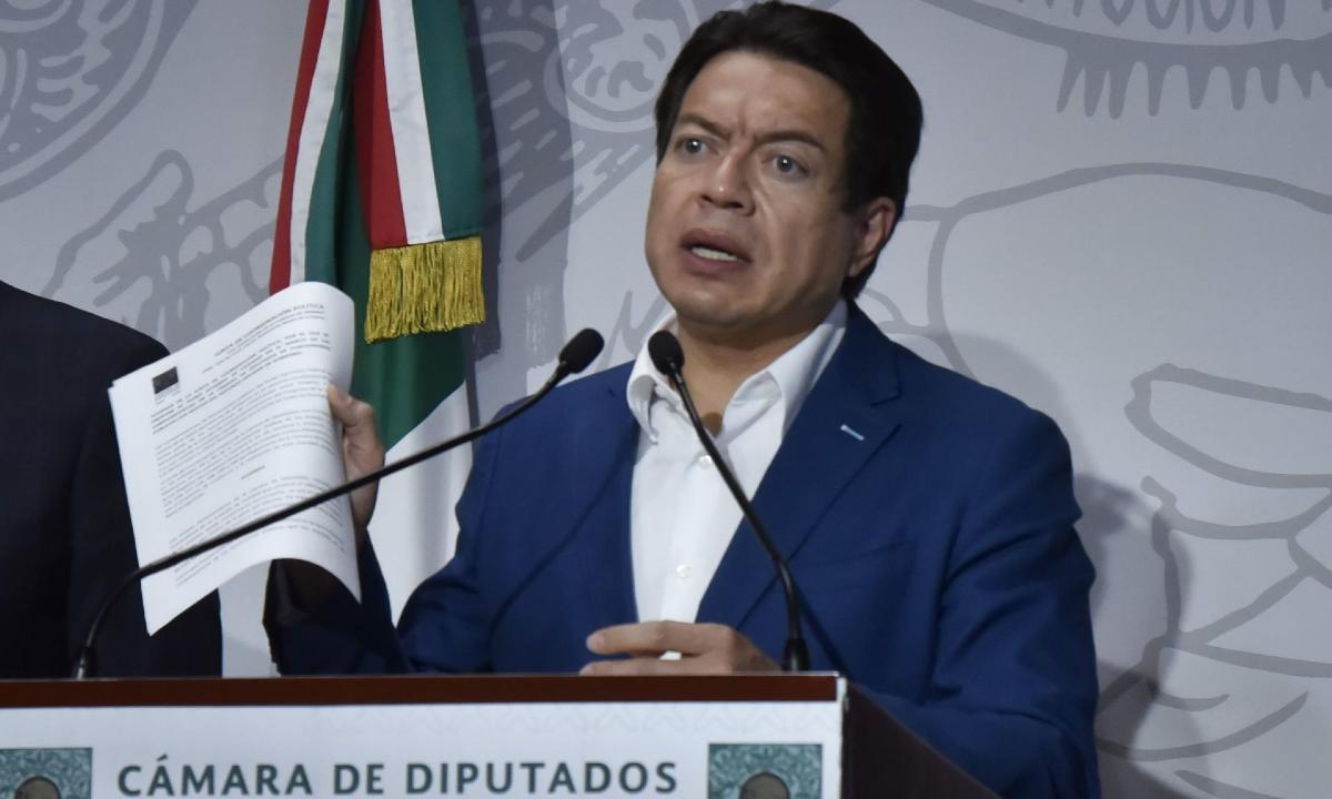 Mario Delgado ocupa personal de comunicación de Cámara de Diputados para su campaña