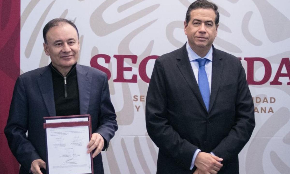Un señor de Coahuila aventaja para ser el sucesor de Alfonso Durazo