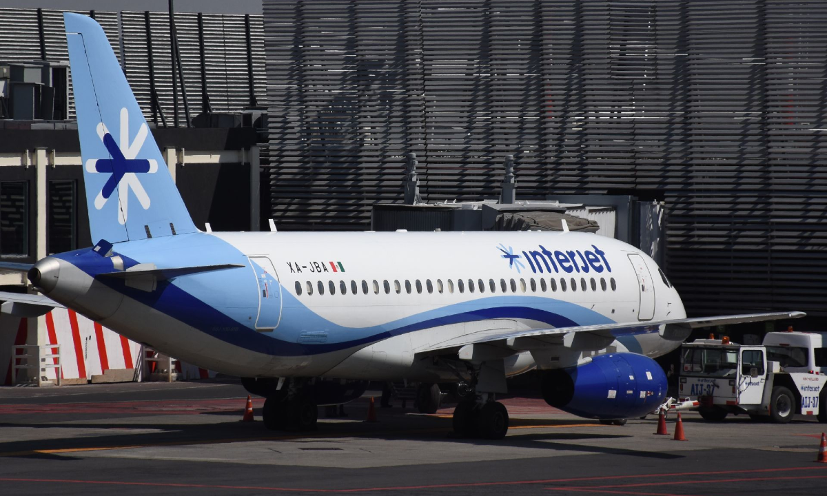 Interjet.