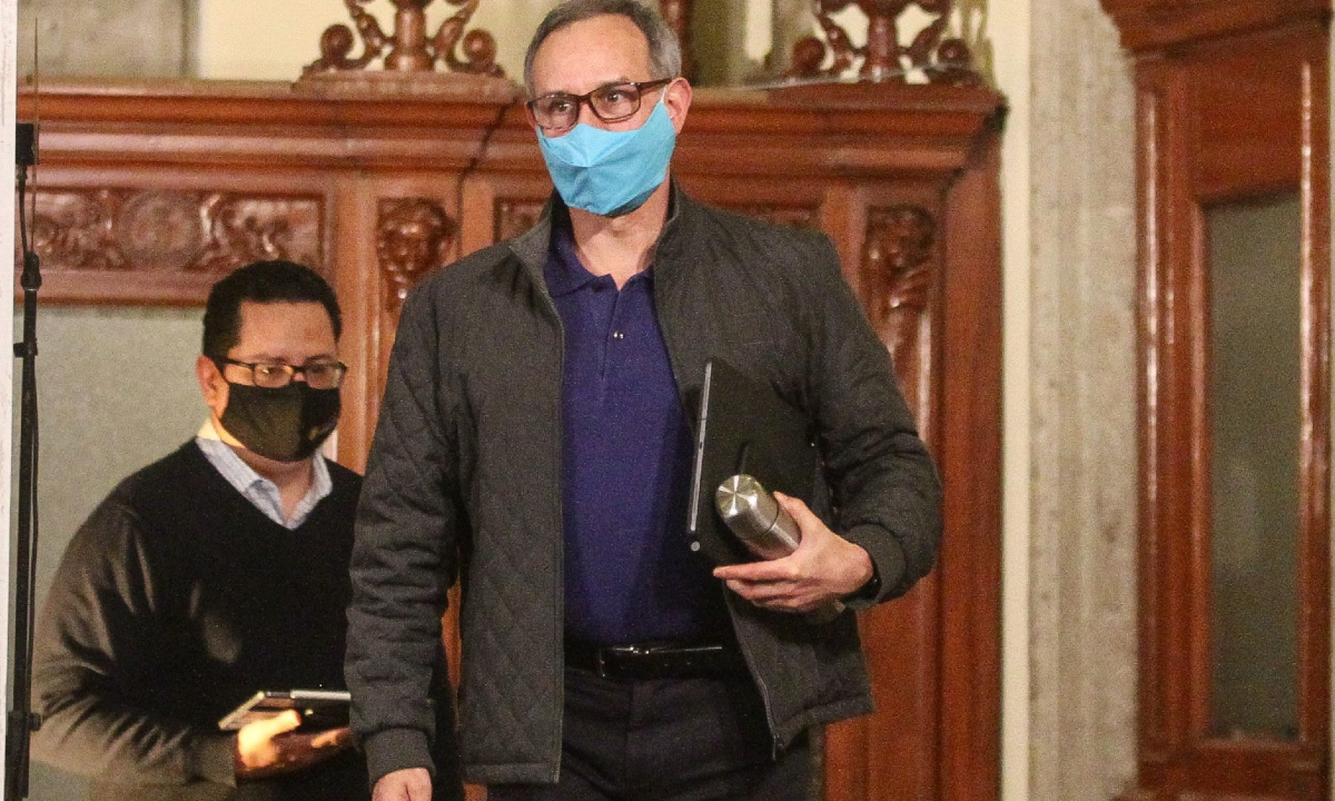 La lista oculta de López-Gatell. Hubo casos de Covid desde enero