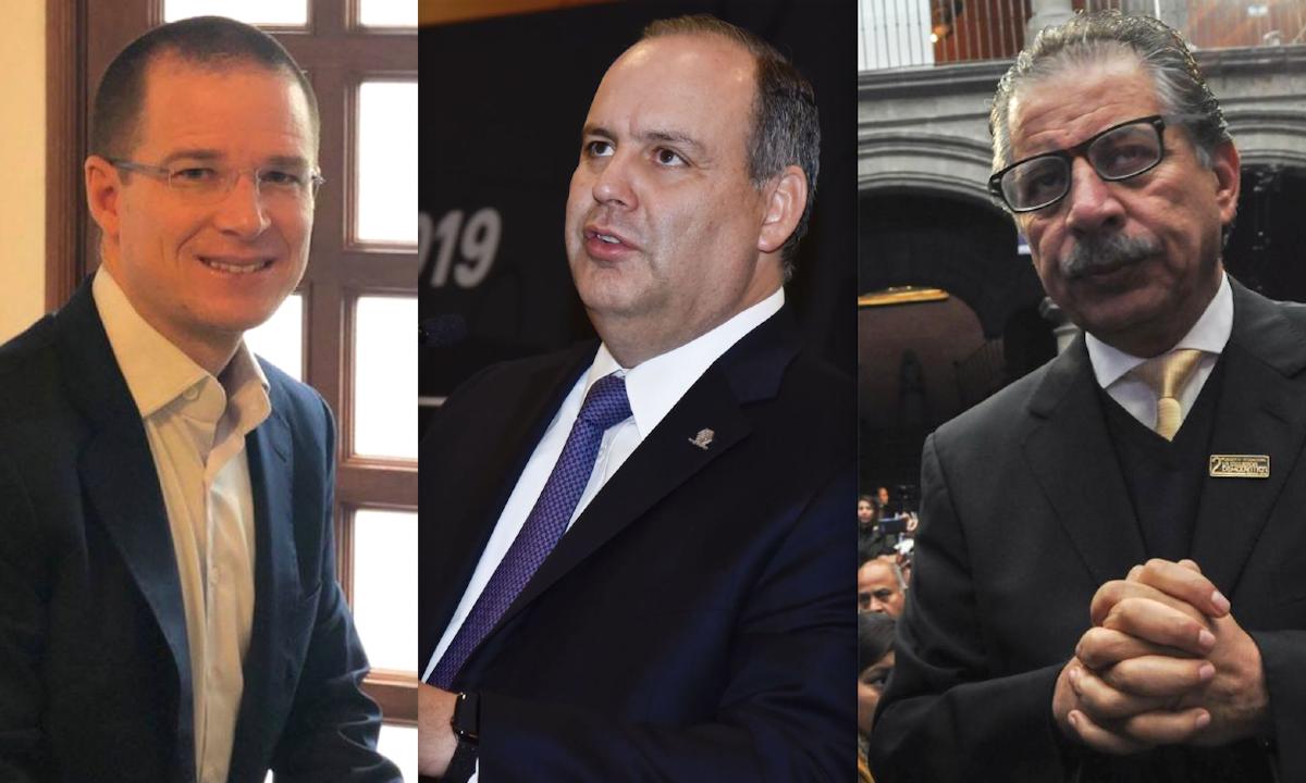 La oposición afina lista sorpresa de candidatos al 2021