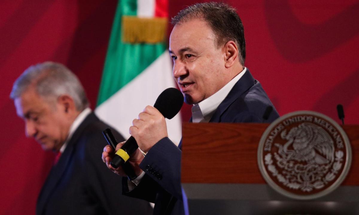 El fantasma del fracaso acompaña a Alfonso Durazo en su campaña