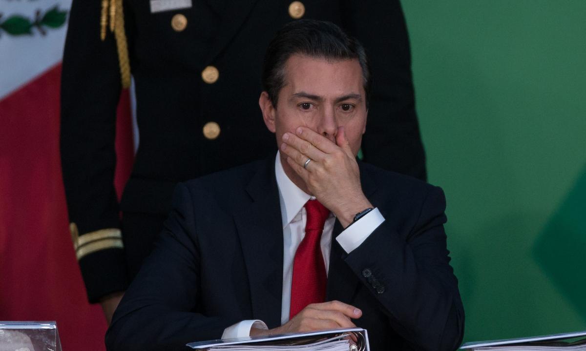 Robles, Videgaray, Lozoya, Cienfuegos... Todos los caminos llevan a Peña Nieto