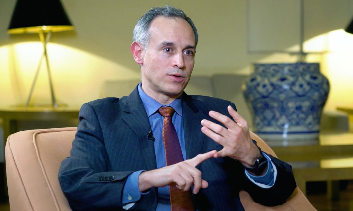 López-Gatell revela detalles del plan preliminar de la vacuna anticovid