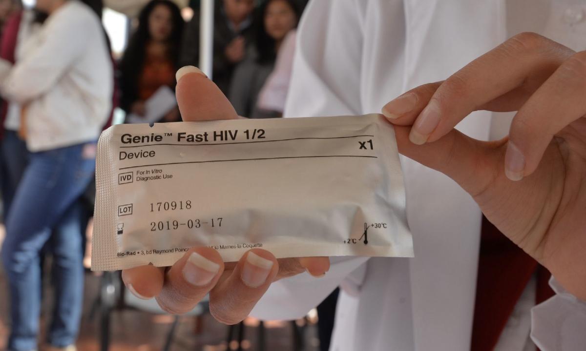 """""""Mi generación no verá la cura de VIH, pero vio en un año la de Covid"""""""