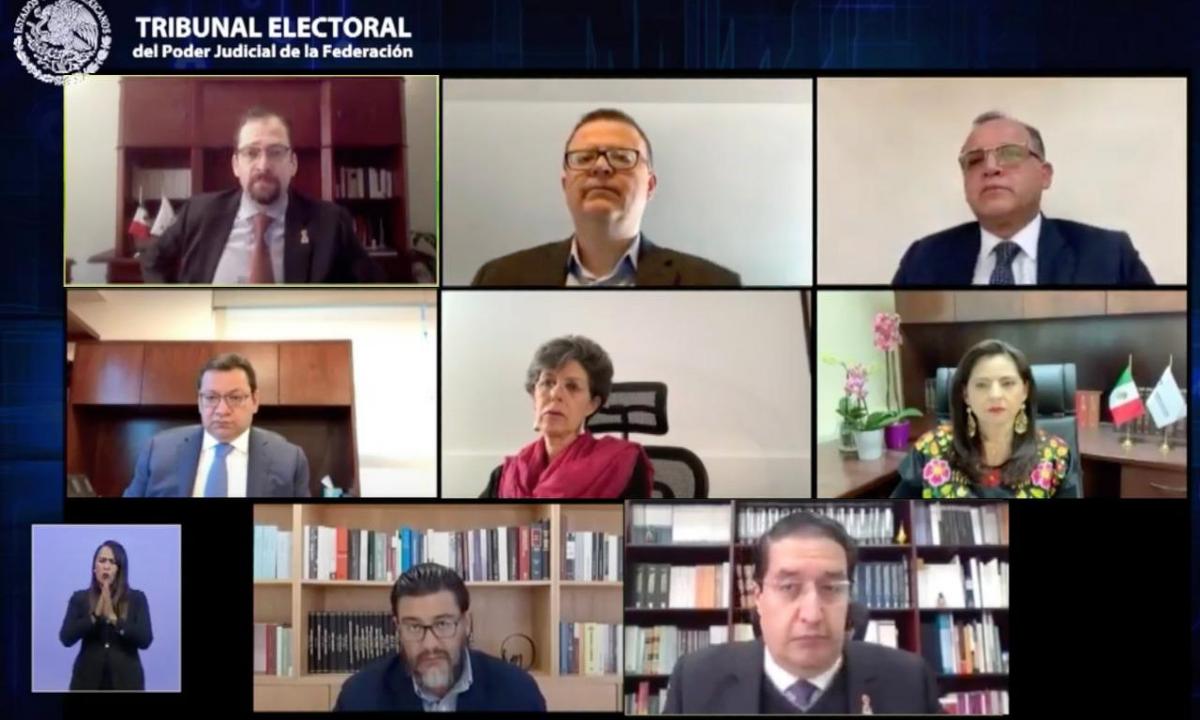 Tribunal Electoral, equidad de género, gobernadoras, TEPJF
