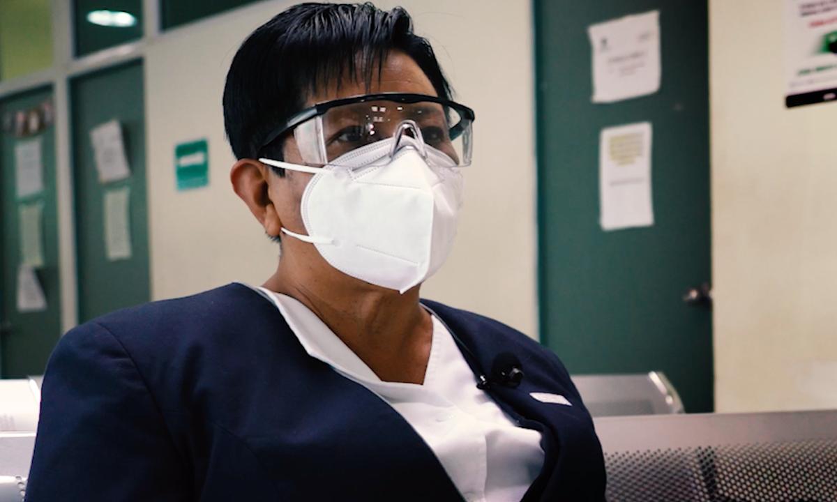 ¡Gracias a Dios estoy viva! Enfermera premiada relata su batalla contra Covid