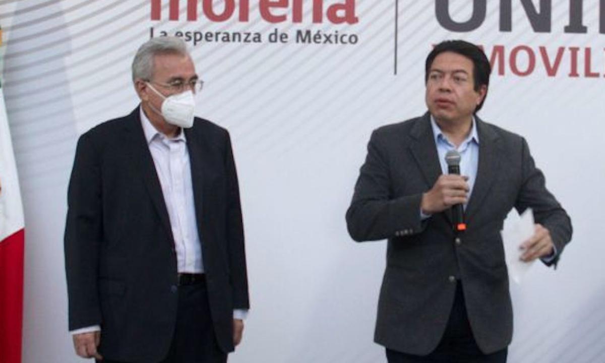Las tribulaciones de Rocha Moya: el candidato que dividió a Morena en Sinaloa