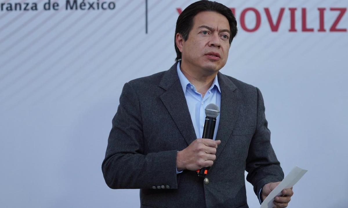 Rebelión en Morena: buscan diputaciones; Mario Delgado les cierra la puerta