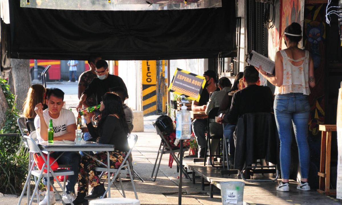 Bares, restaurantes y cantinas, los más sancionados por el INVEA en la pandemia