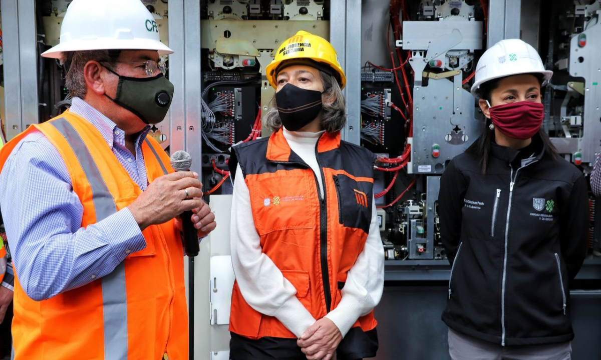 Incendio en el Metro. Solicitaron a Serranía renovar transformadores