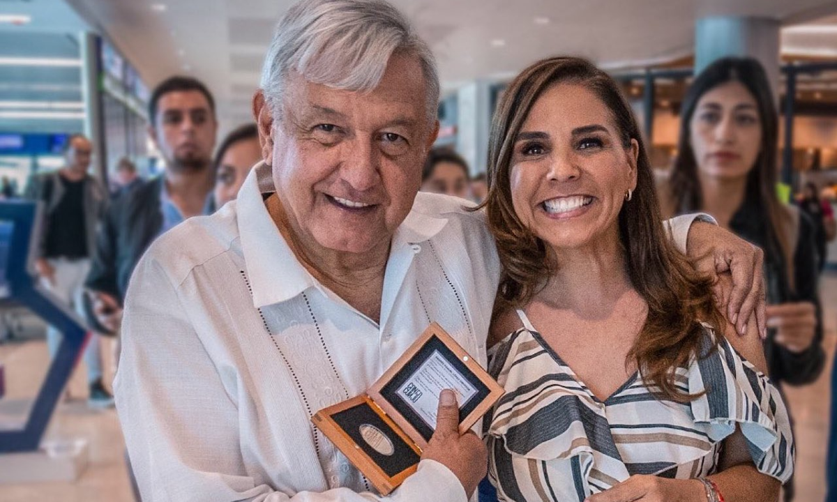 Vuelo privado a Cancún hace tambalear la candidatura de Mara Lezama