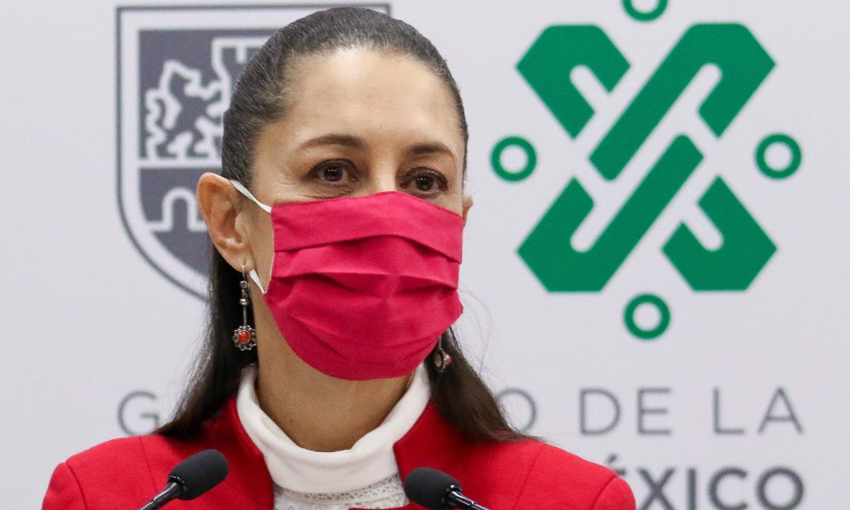 Claudia Sheinbaum despidió al jefe de la Policía Bancaria Industrial.