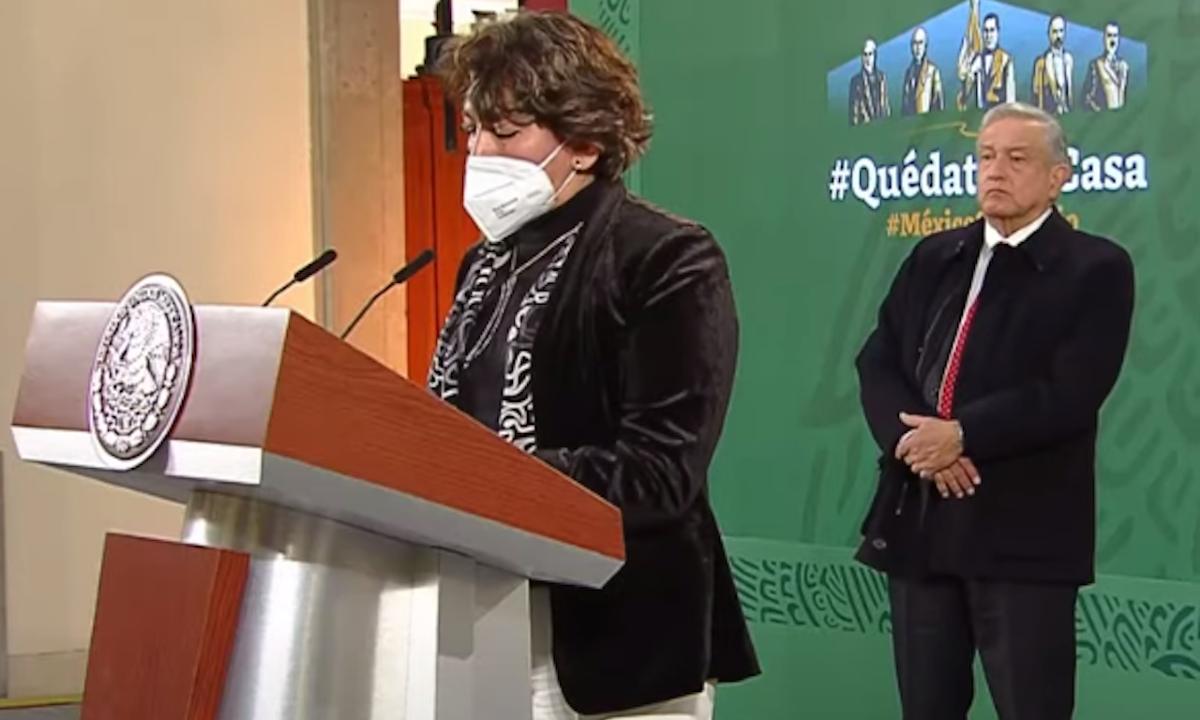 Delfina Gómez: lo AMLO diga.