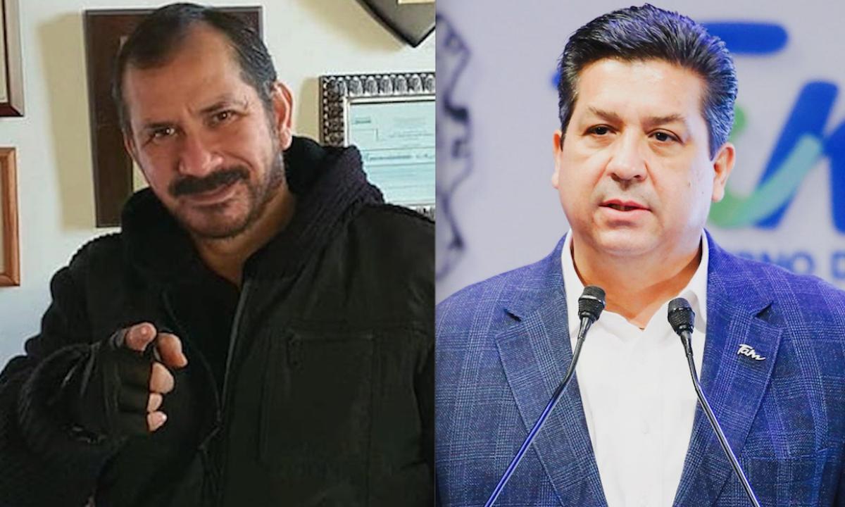 Almaraz estuvo preso por huachicol y ahora compite por ser alcalde de Río Bravo.