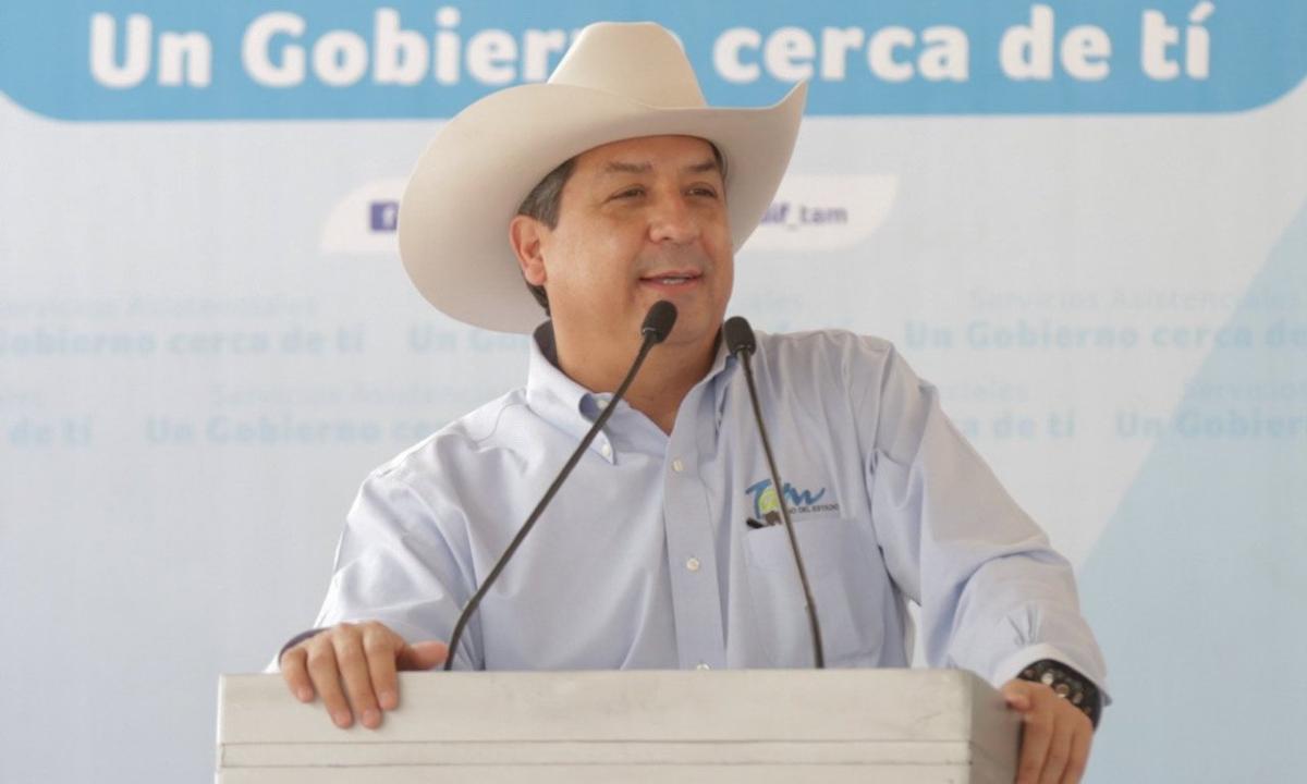 Candidato exhuachicolero compite por Río Bravo con apoyo de Cabeza de Vaca.