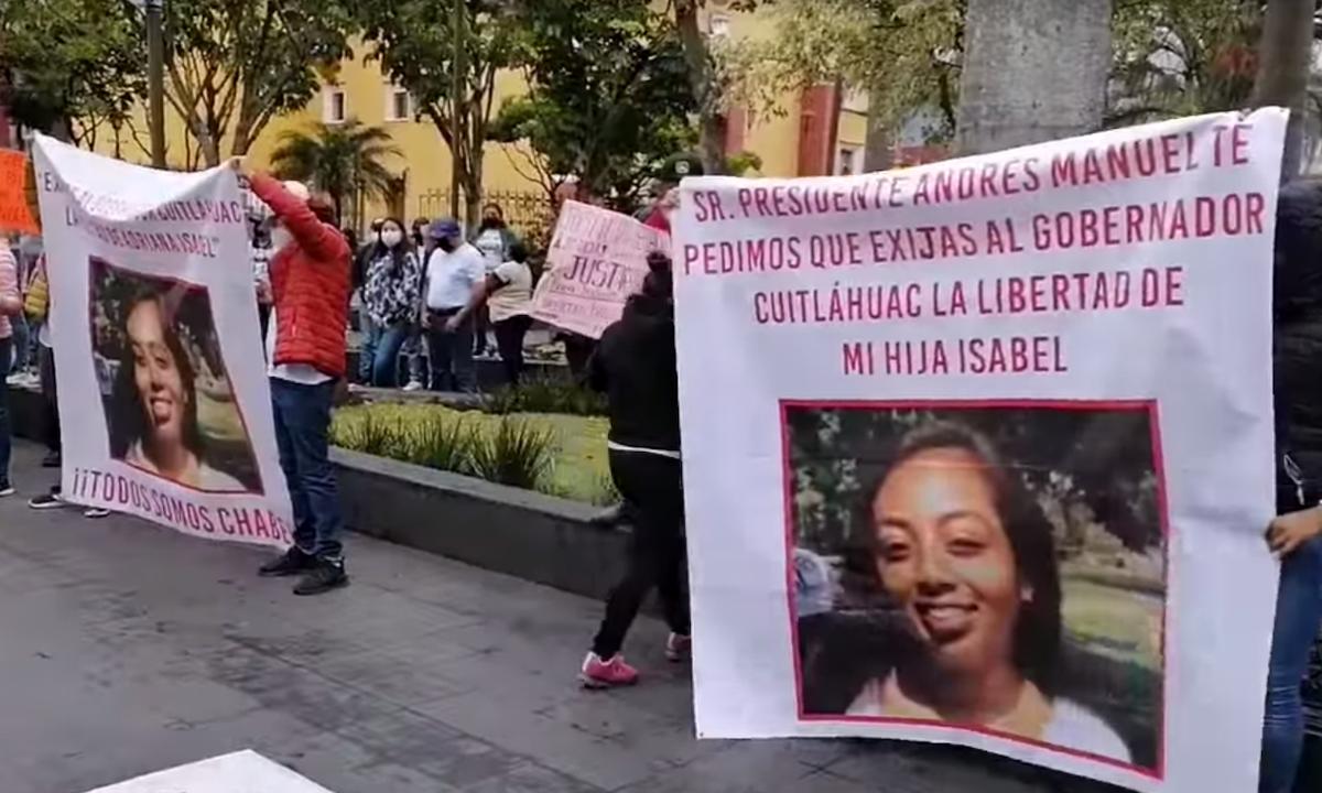 Detenidos injustamente en Orizaba: la gente exige su liberación.