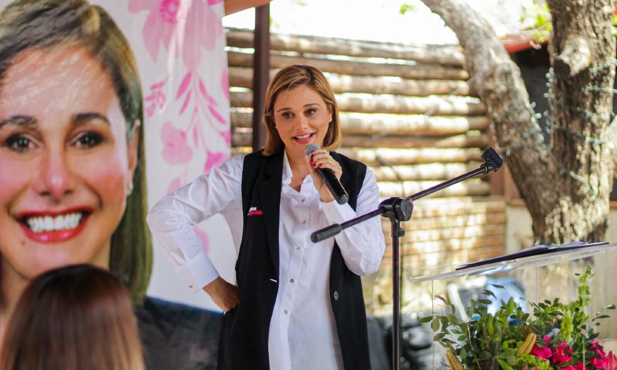 """Maru Campos logra evadir por quinta ocasión audiencia por """"moches"""""""