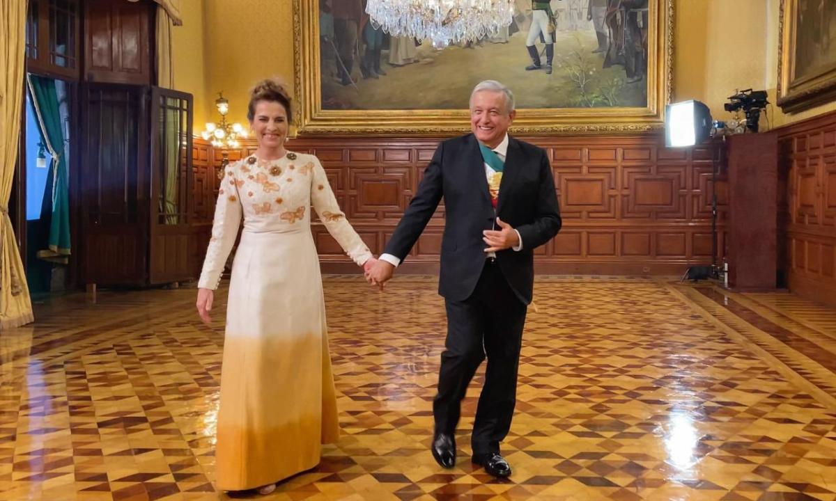 Remodelación de Palacio Nacional.