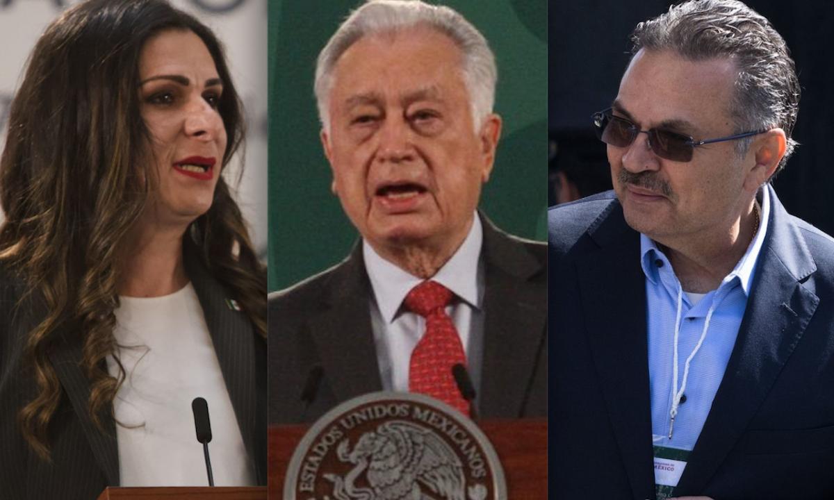 funcionarios con sospechas de corrupción en la 4T