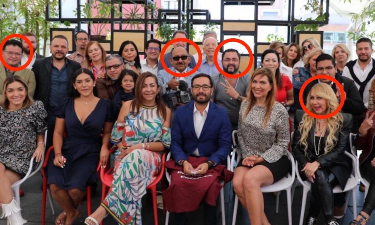 Víctor Hugo Romo cae en las encuestas.