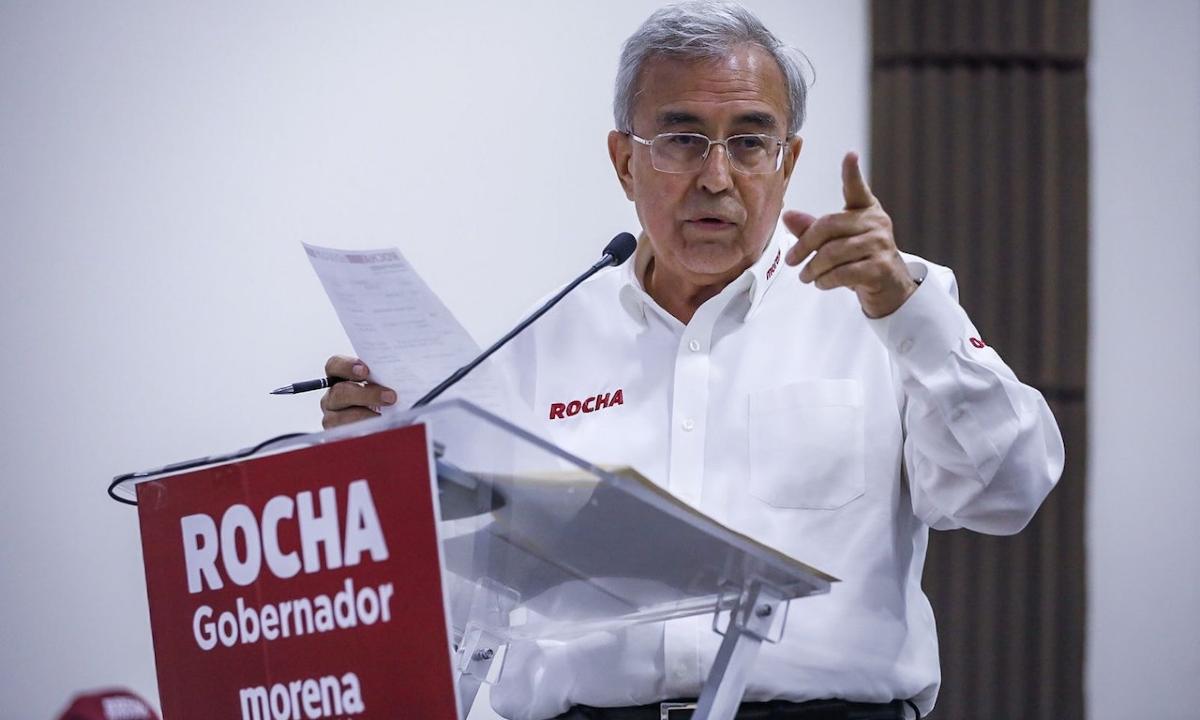 Rubén Rocha y sus propiedades.