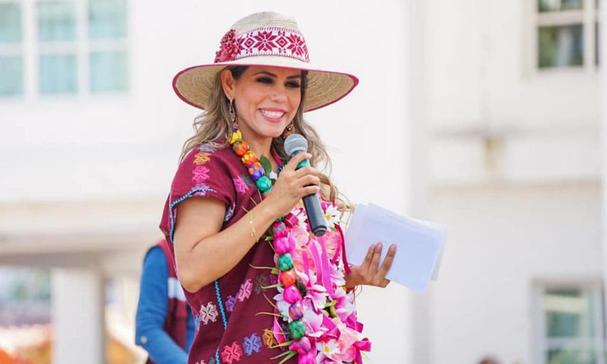 Evelyn Salgado pierde puntos en las encuestas en Guerrero.