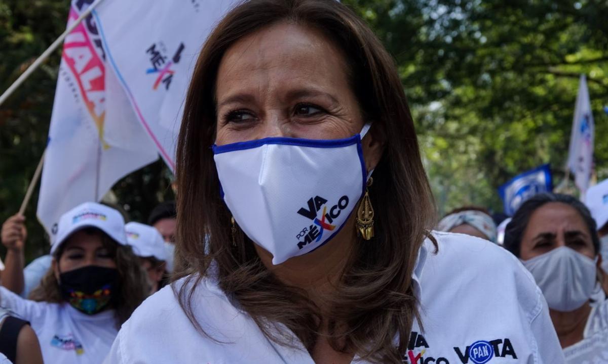 Felipe Calderón y Margarita Zavala, de vuelta al ruedo.