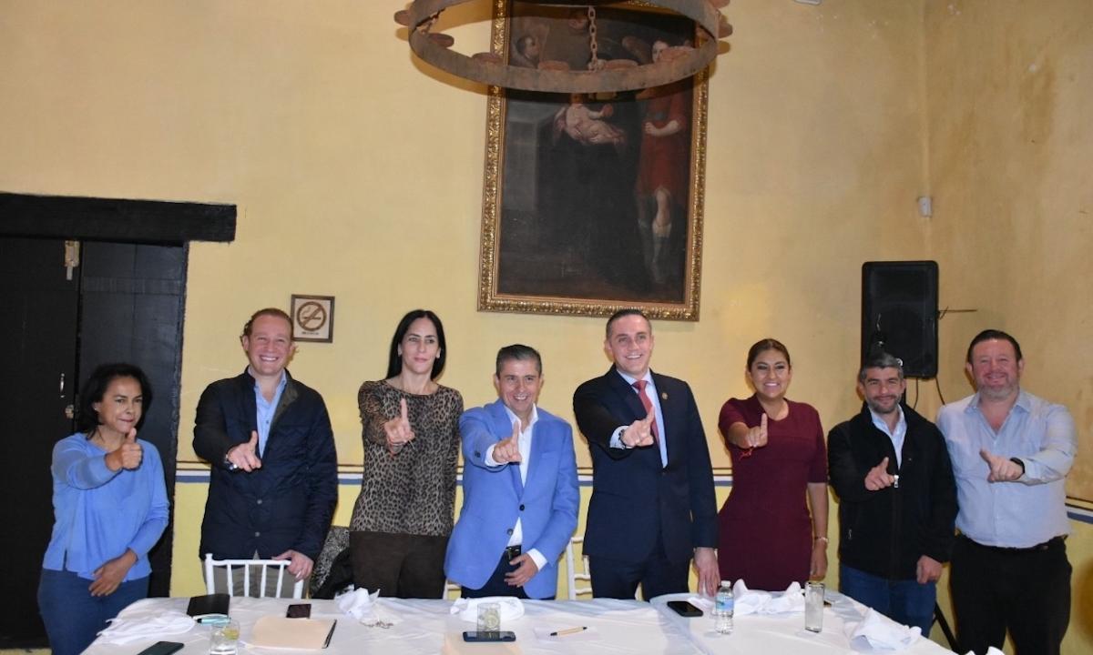 Alianza de alcaldes.