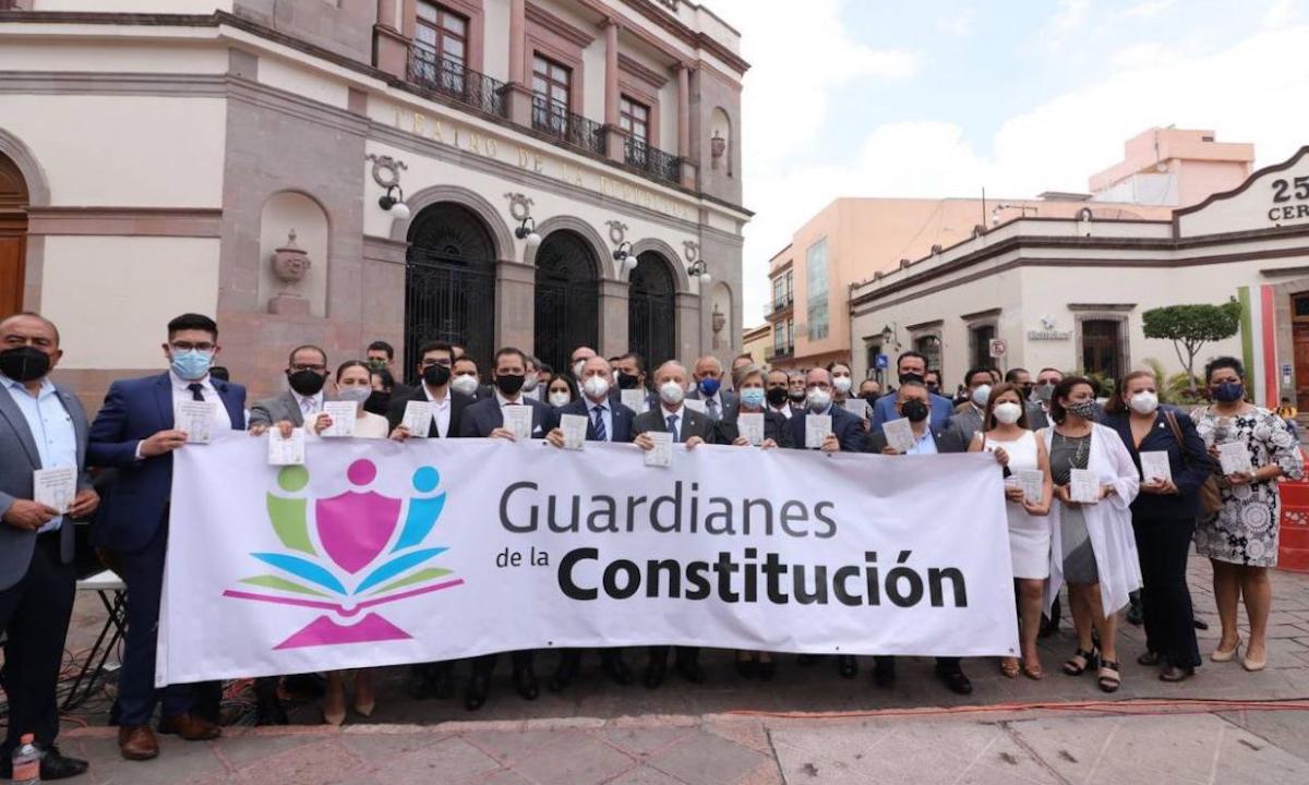 Guardianes de la Constitución