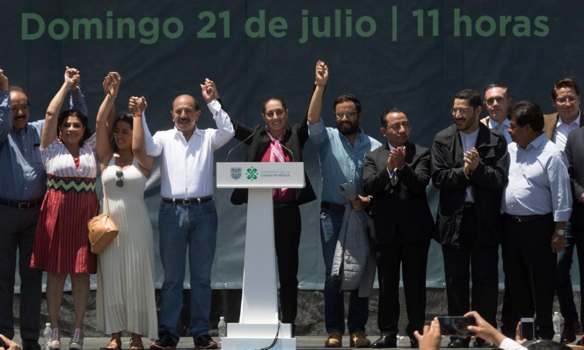 La red de empresas fantasma de Yazmín Bolaños.