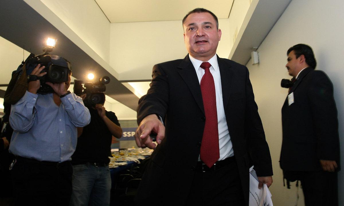 El búnker de García Luna: el derroche para empresas consentidas del calderonismo