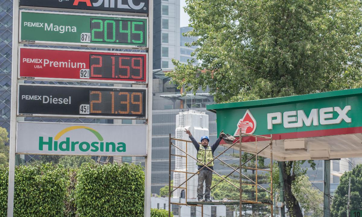 Gasolineras chilangas lideran lista negra de evasión fiscal
