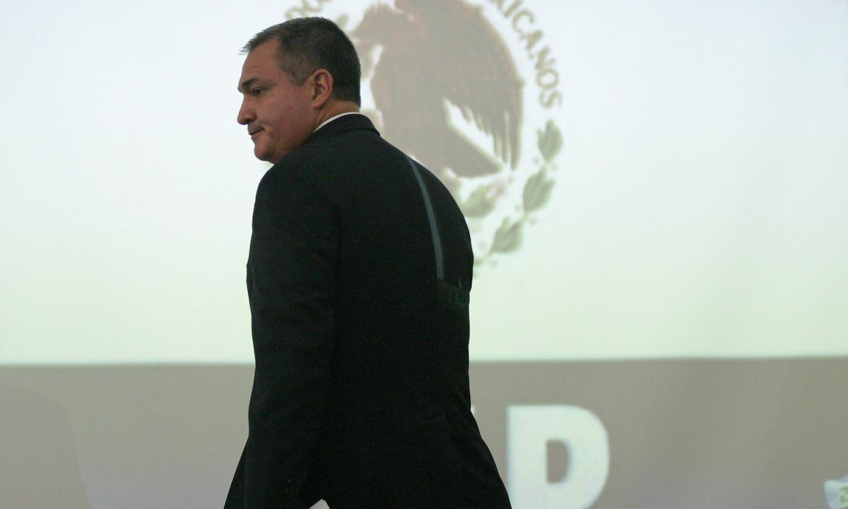 La negra espalda de García Luna y el final de una era en el narco
