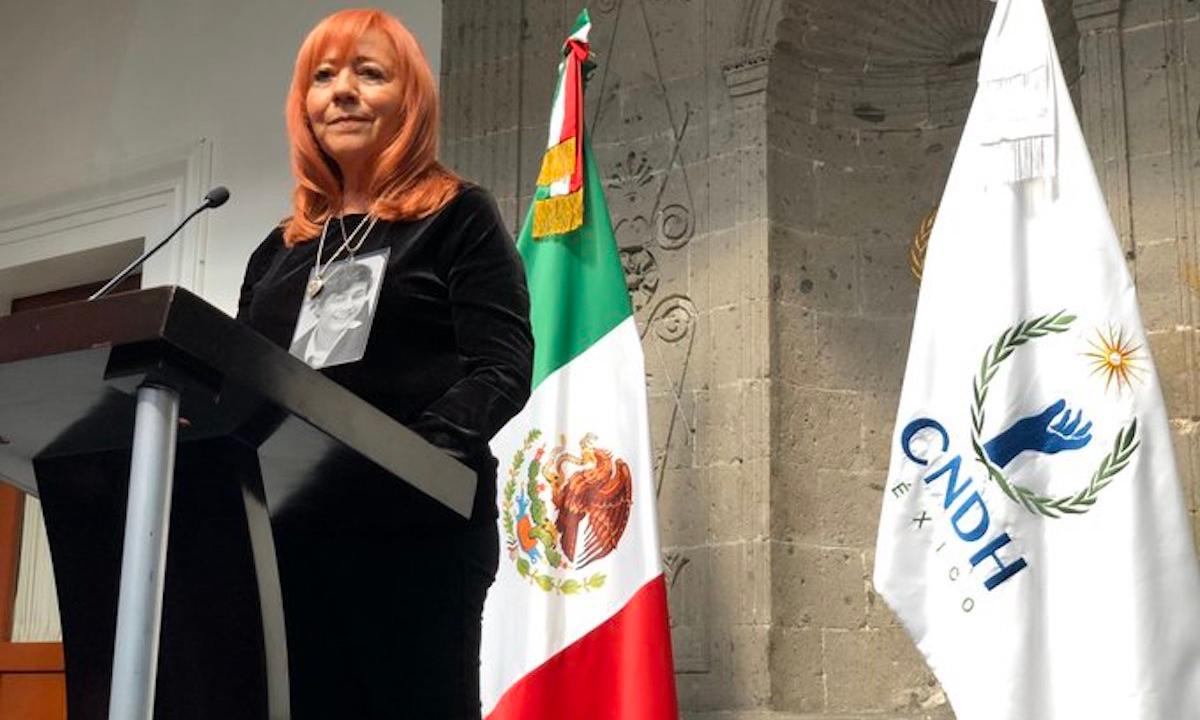 Ganar perdiendo: Rosario Piedra, bajo fuego desde el primer día, le da bandera al PAN
