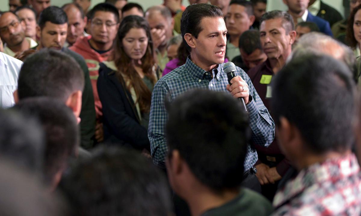 Peña Nieto abandonó programa de apoyo a repatriados: ni uno obtuvo empleo